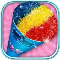 Activities of Snow Cone Maker - kids frozen food
