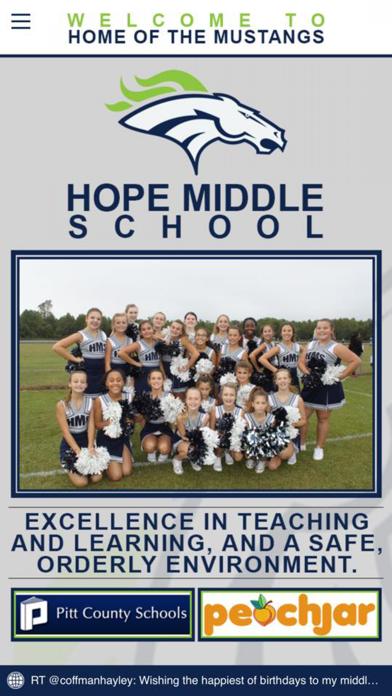 点击获取Hope Middle School