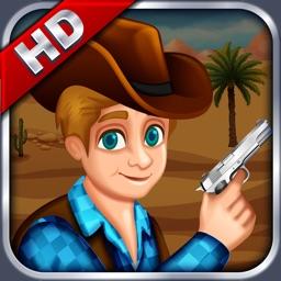 Cowboy Jump and Run Game