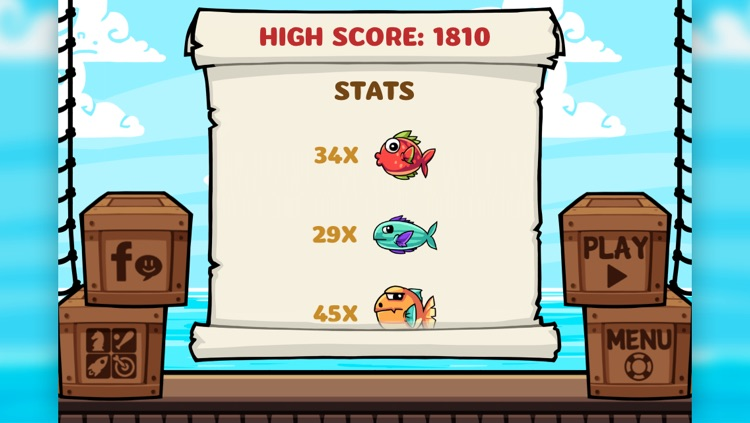 Fish Jump - Tap Tap Free Arcade Game screenshot-2