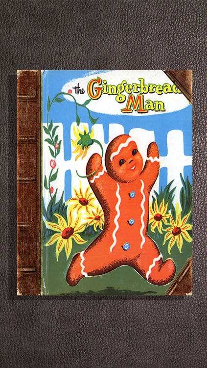 Gingerbread Man: The Story