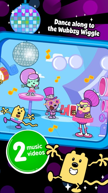 Wubbzy's Dance Party screenshot-3