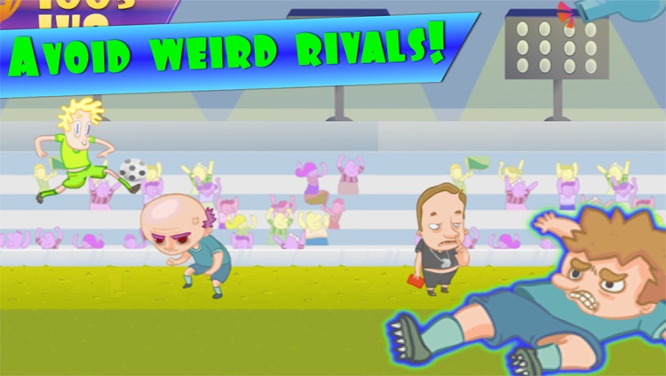 Play Soccer - Win The Cup screenshot-3