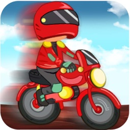 Ace Moto X Trail Race - Minion Elite Bike Rider