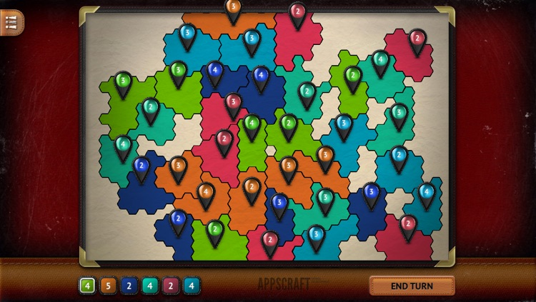 Hexagon Wars screenshot-0