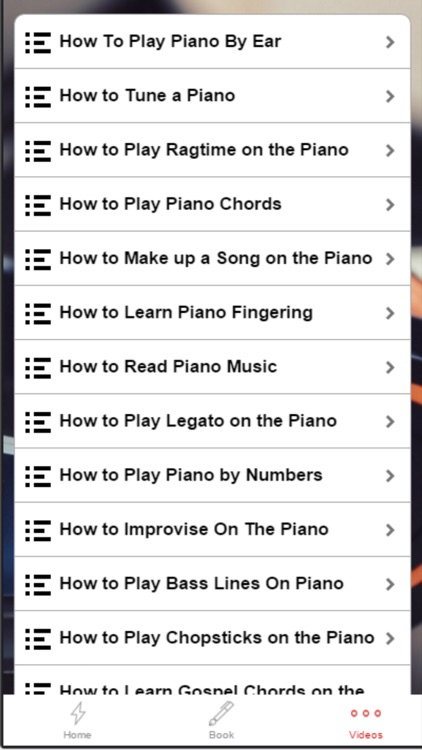 Easy Piano Tutorial - The Fun and Fast Way to Learn Songs on Piano