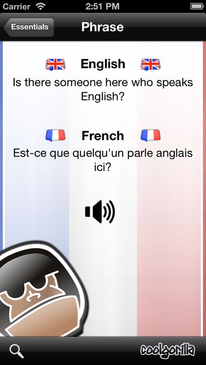French Talking Phrasebook