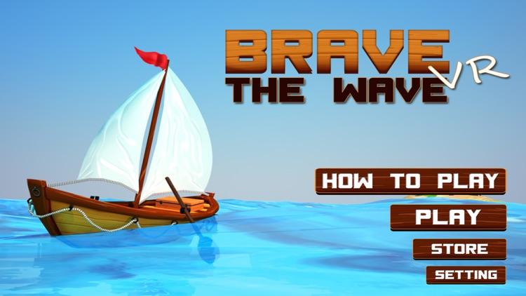 Brave the Wave VR