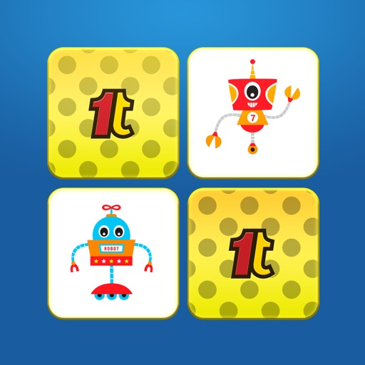1TapMemory - Fun Memory Match Game by 1Tapps
