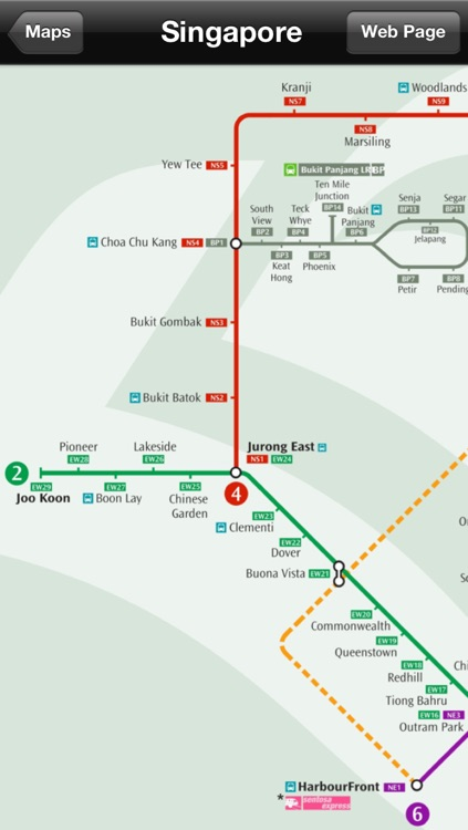 Global Subway Maps - Travel with the Pocket World Guide of Metro Transit / Railway Stations screenshot-3