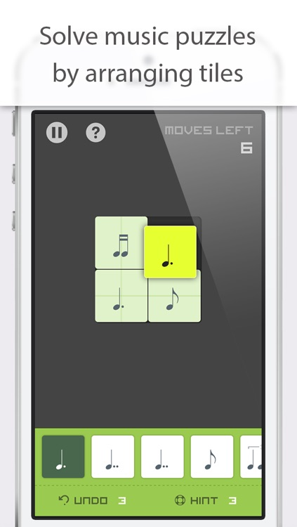 XBEATS - A Music Puzzle Game