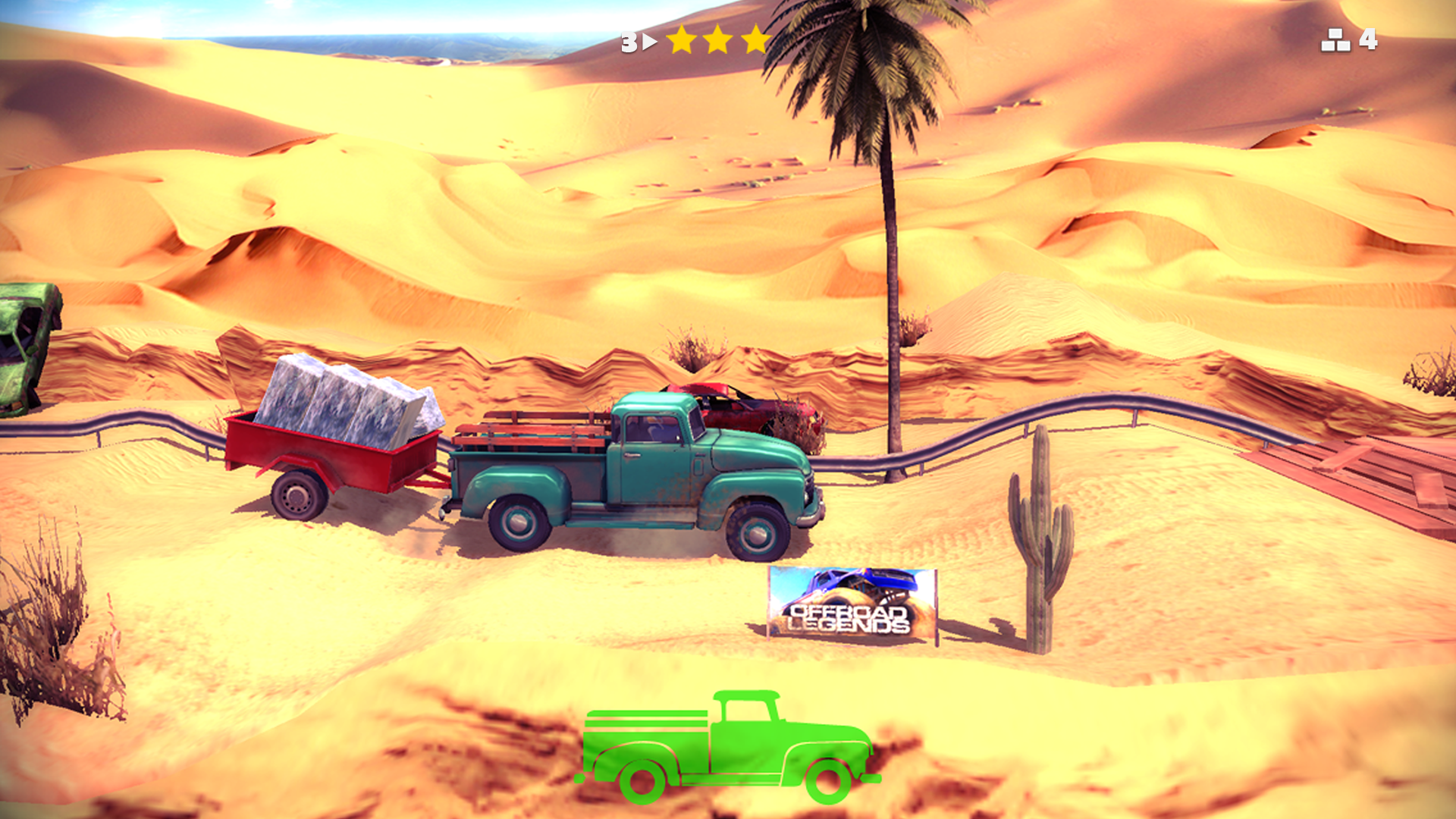 Offroad Legends 2 screenshot 14