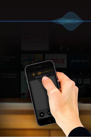 Amazon Fire TV Remote screenshot 1
