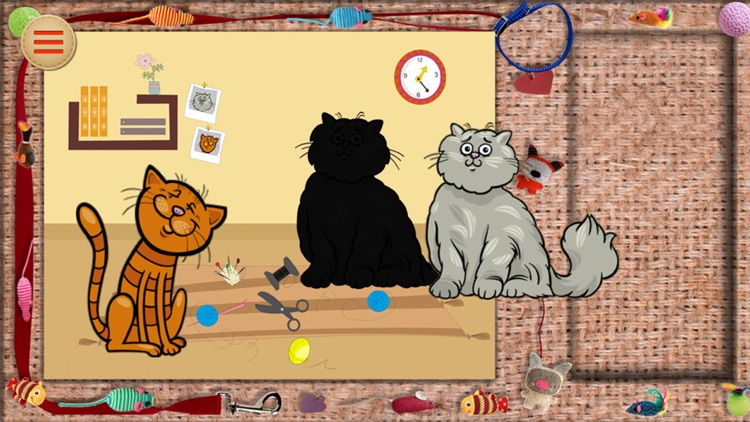 Baby Puzzle: Funny Cat screenshot-3