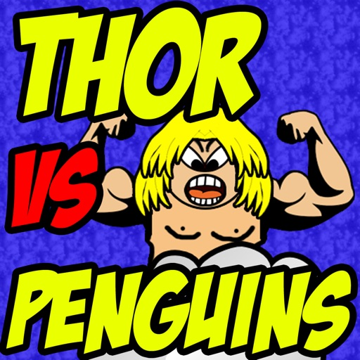 Thor vs Penguins : Angry Thor 2