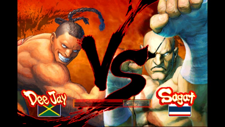 STREET FIGHTER IV screenshot-1