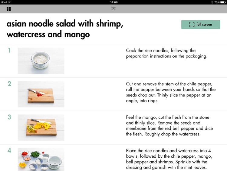 Savory Cooking by Martin's Food Markets screenshot-3