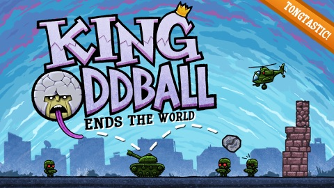 Screenshot #9 for King Oddball