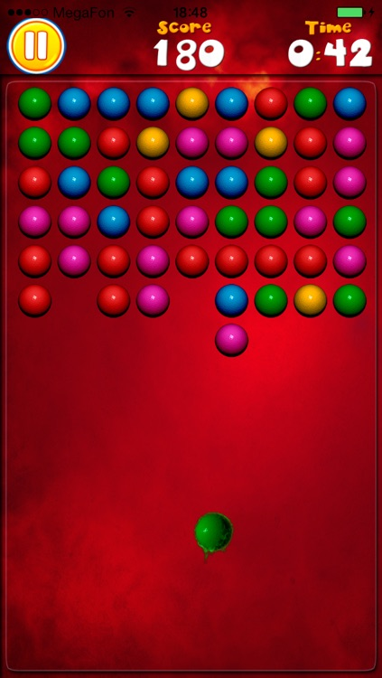 Attack Balls - New Bubble Shooter Game (Best Cool & Funny Games For Girls & Kids - Touch Top Fun)