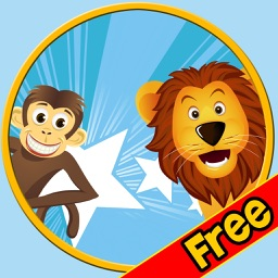 competition for jungle animals - free game