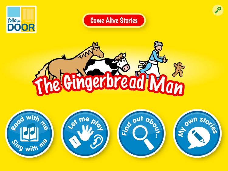 The Gingerbread Man - Come Alive Stories