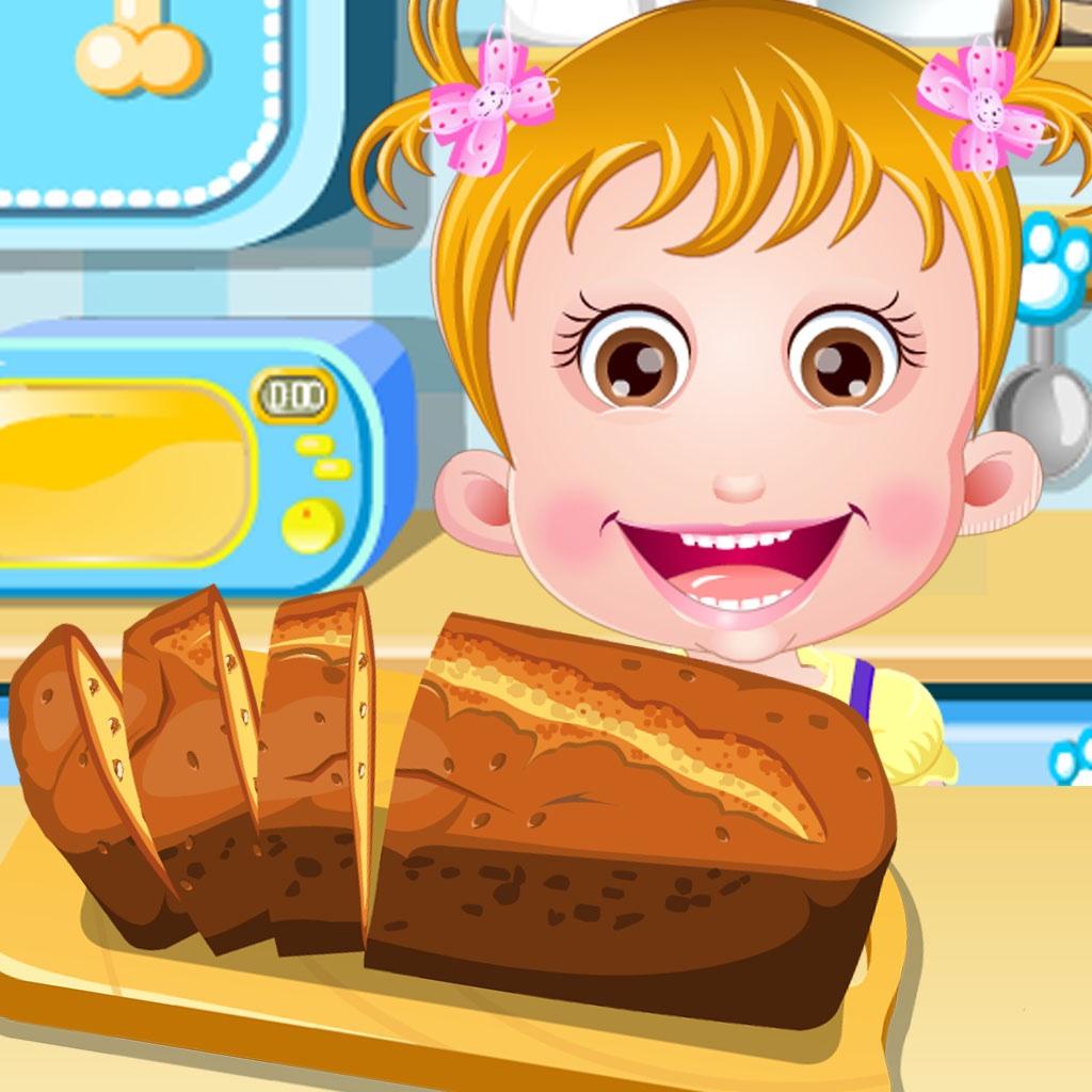 Baby Chef : Make Pumpkin Bread