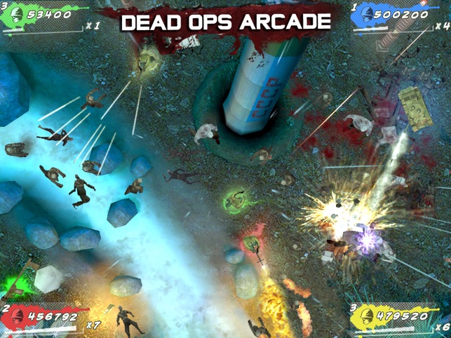 Call of Duty: Black Ops Zombies on the App Store