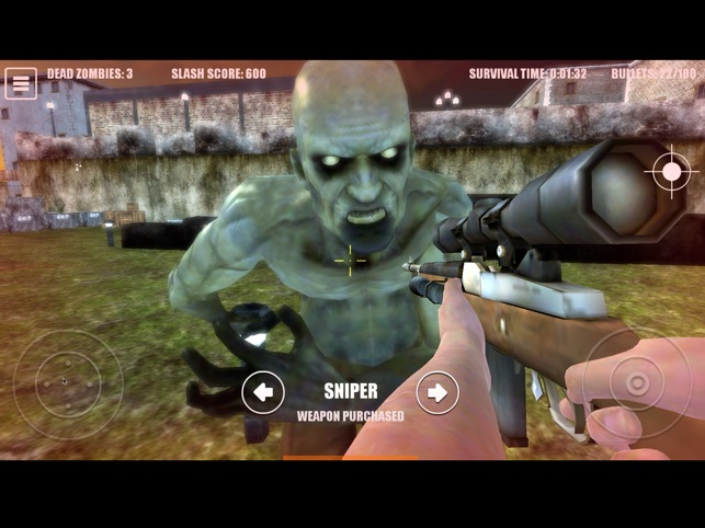 Jason vs Zombies 2 Screenshot
