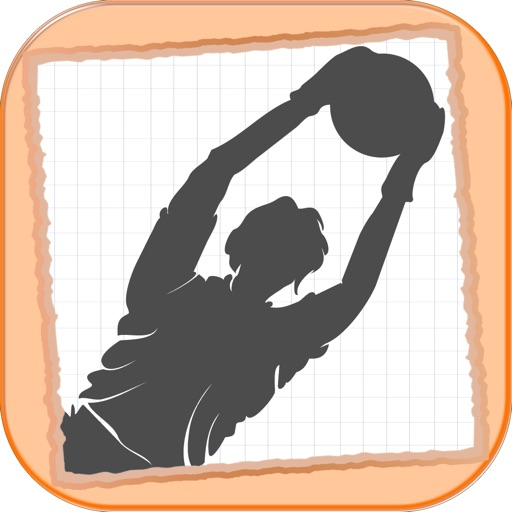 A Doodle flick soccer games challenge - be the ultimate stick man football goal keeper FREE
