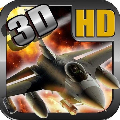 3d Jet fighter Modern Air combat Sim iOS App