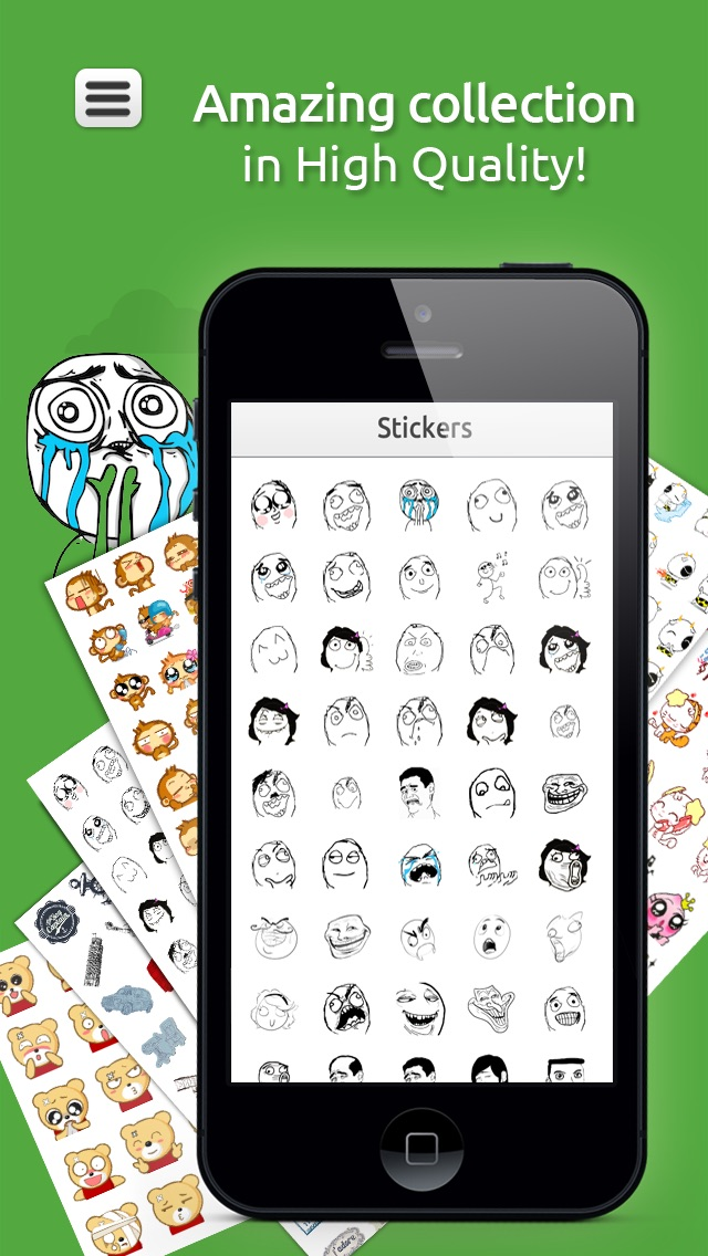 download Stickers for Hangouts Pro Edition apps 1