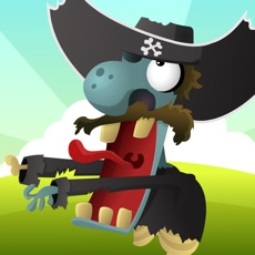 Activities of Pirates VS Zombies - Defend the Golden Treasure Island Against Zombie Tsunami