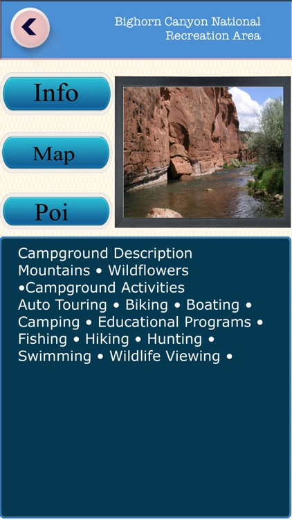 Montana Campgrounds & RV Parks Guide screenshot-3