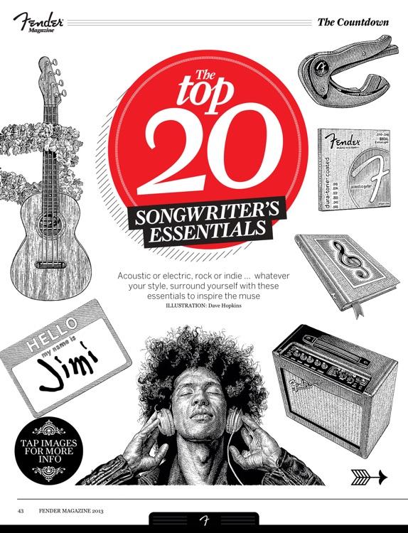 Fender Magazine screenshot-4
