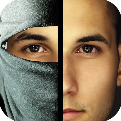 A Face Of A Ninja Legend Photo Effects Pro Full Version