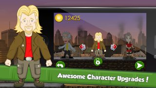 Zombie World War FREE - Plague Attack Run for Boys and Girls screenshot three