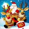 Santa's flight, christmas adventures