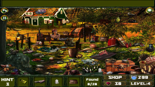 Hidden Objects in Garden screenshot four