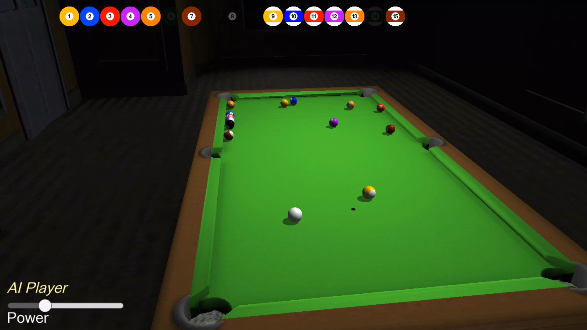 Pool TV screenshot 4