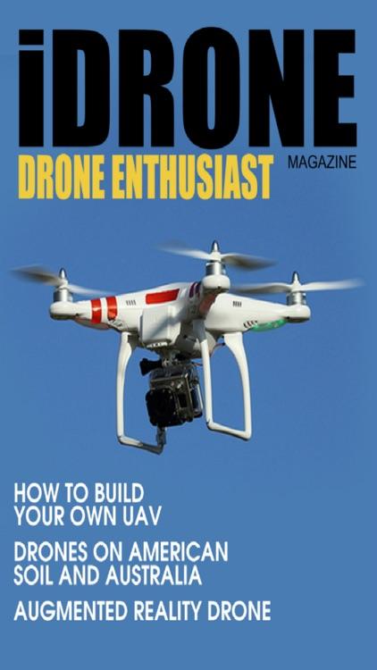 iDrone:Drone Enthusiast Magazine screenshot-4