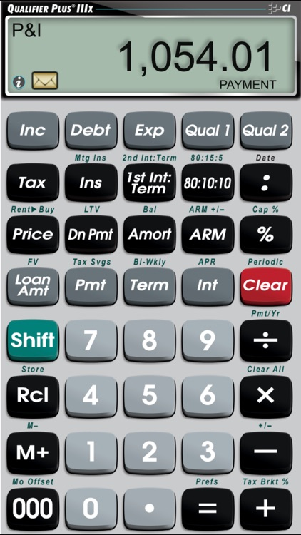 Qualifier Plus IIIx -- Advanced Residential and Commercial Investment Real Estate Finance Calculator