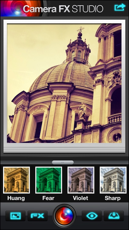 Camera FX Studio 360 Plus - camera effects plus photo editor screenshot-3