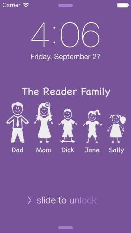 Stick Family Creator