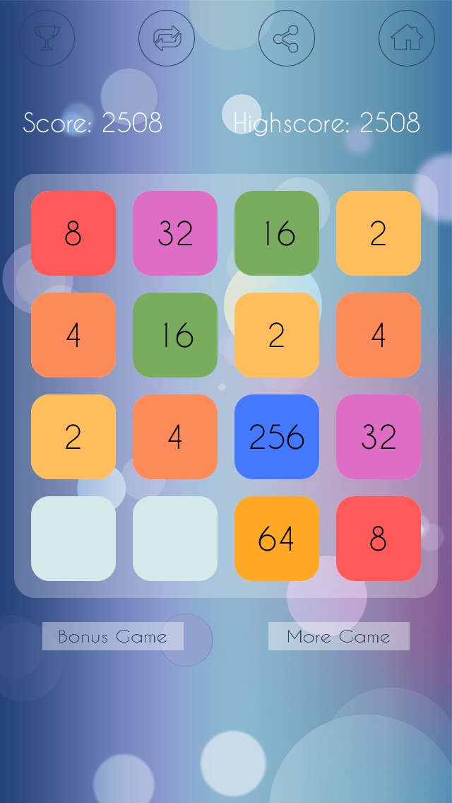 1024 Brain Teasers - Cool block puzzle game-0