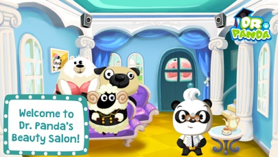 Screenshot #6 for Dr. Panda Beauty Salon