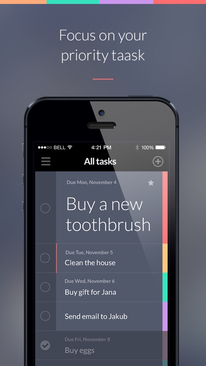 Taasky - Beautiful Task & To-Do List