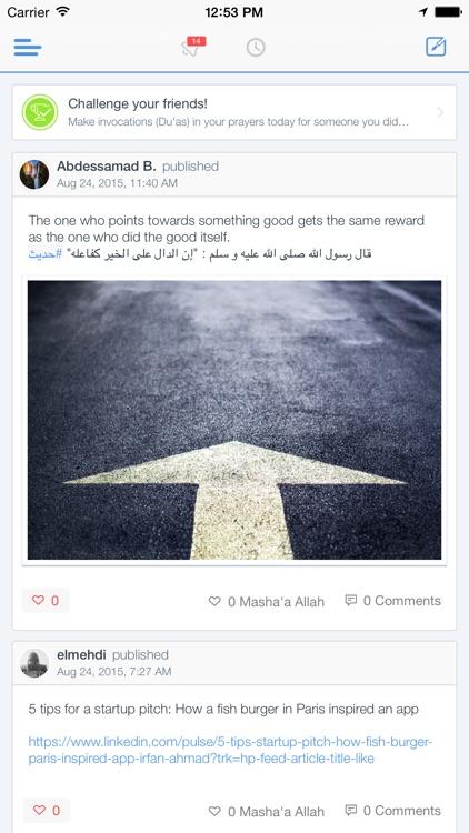 Masjidway : The islamic social network