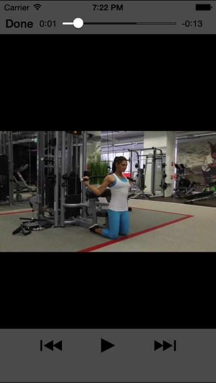 Chest & Back Gym: Best Upper Body Dumbbell and Machine Exercise for Fitness Buddy screenshot-4