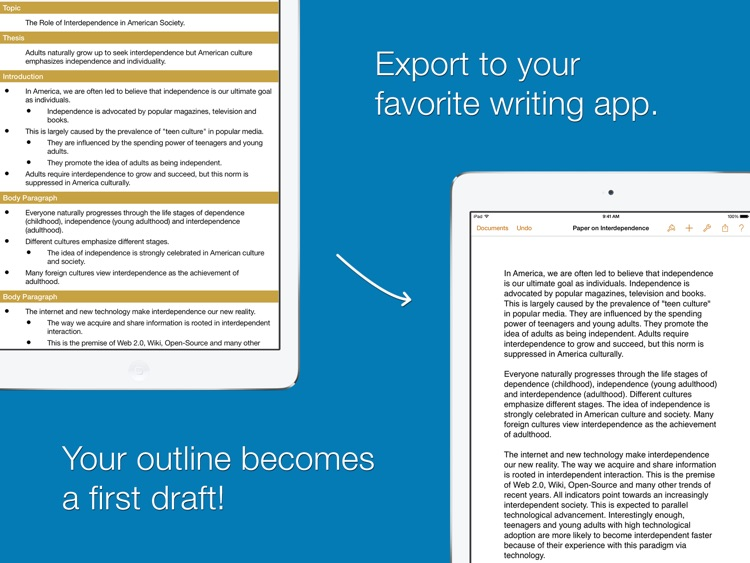 Outline Pro for iPad