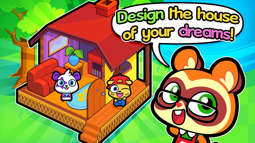 Forest Folks – Pet Home Design and House Decoration Simulator Cheat Codes